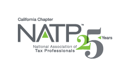 California Chapter NATP